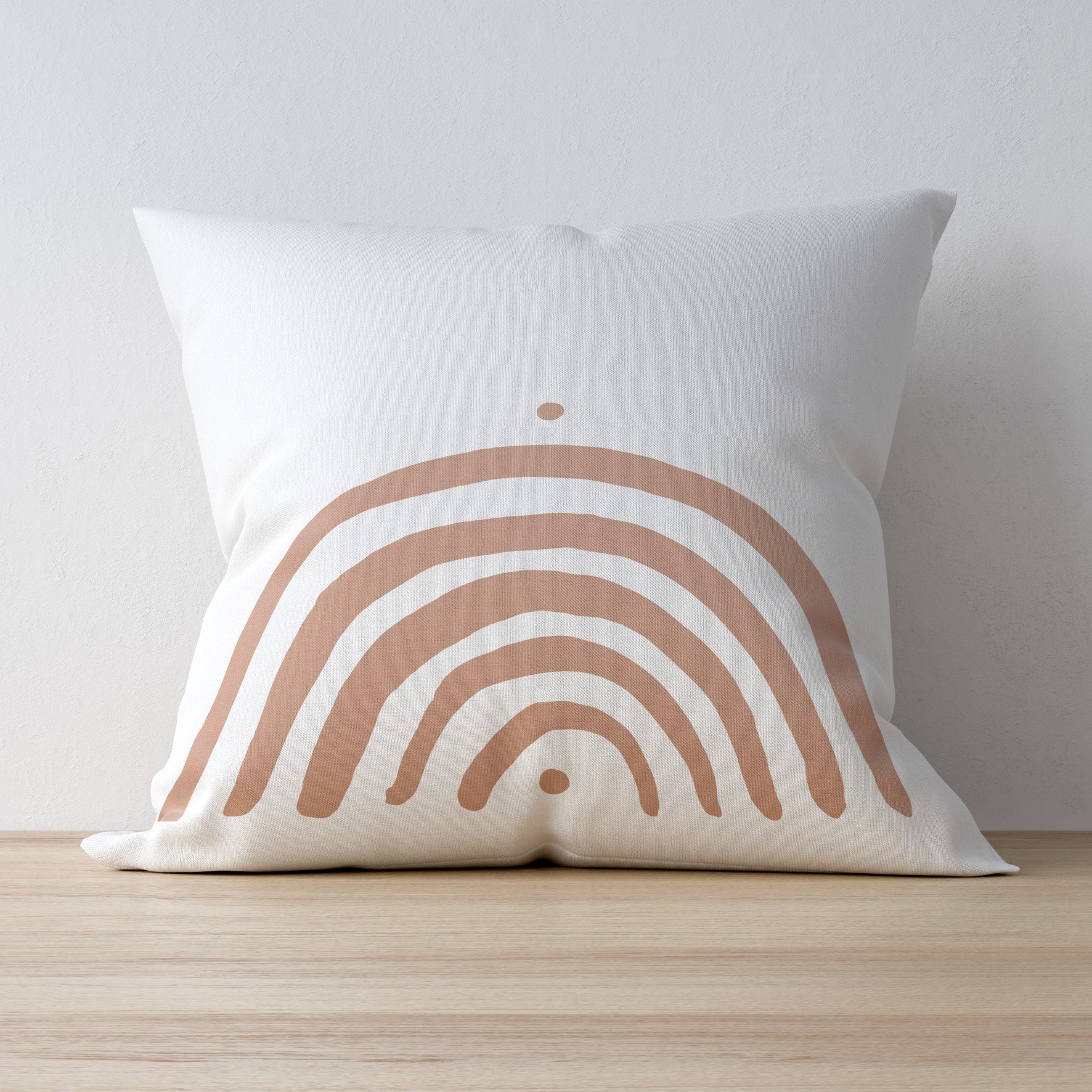 Becks Harrop - Printed Sunrise Pillow Case