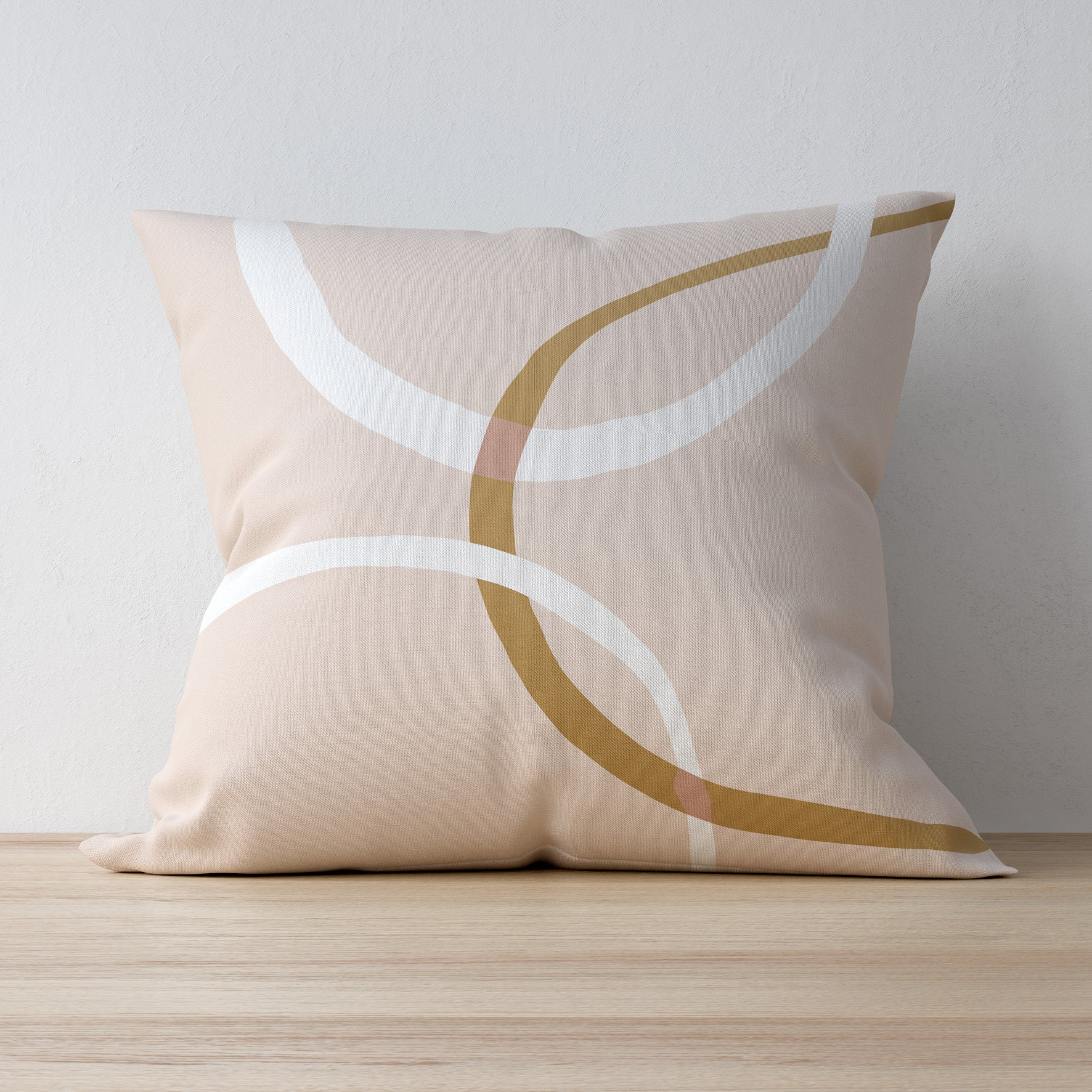 Becks Harrop - Printed One World Pillow Case