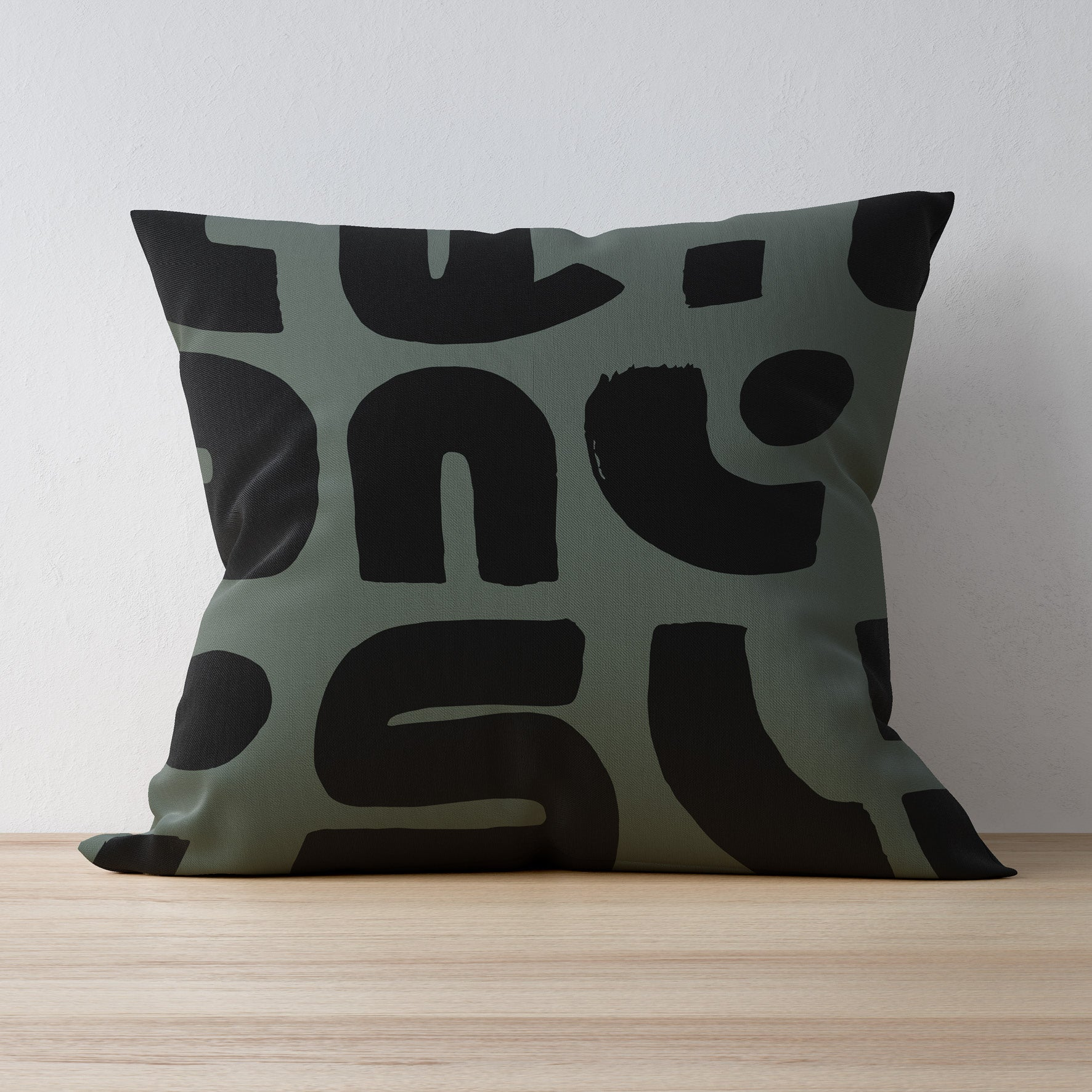 Becks Harrop - Bauhaus Pillow Case