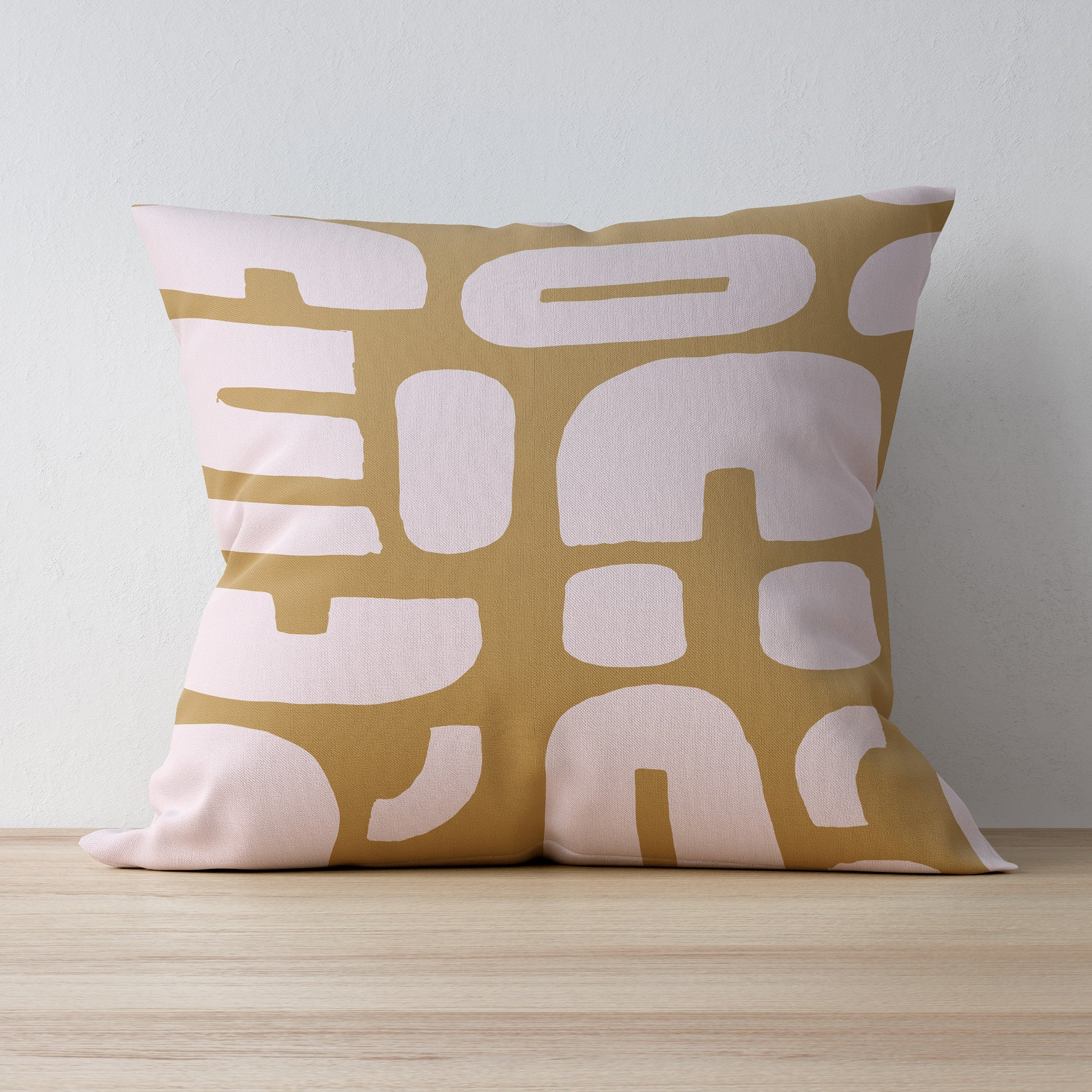 Becks Harrop - Organic Manic Pillow Case