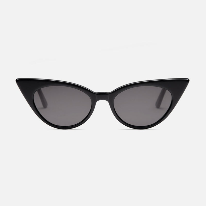 Lu Goldie - Brigette Black Sunglasses