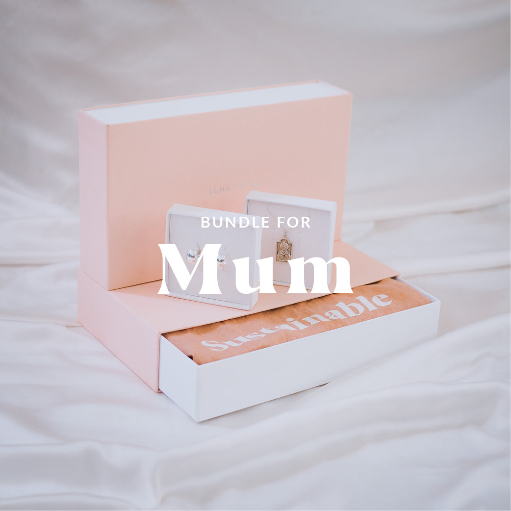 Gift Bundle for all the Mothers, Daughters + Mums to be - Silver