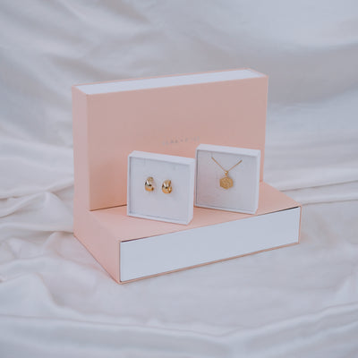 Gift Bundle for all the Classic Gal - Gold