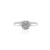 Luna & Rose Desert Rose Ring in Silver