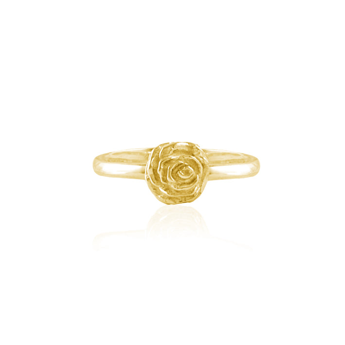 Desert Rose Ring - Gold