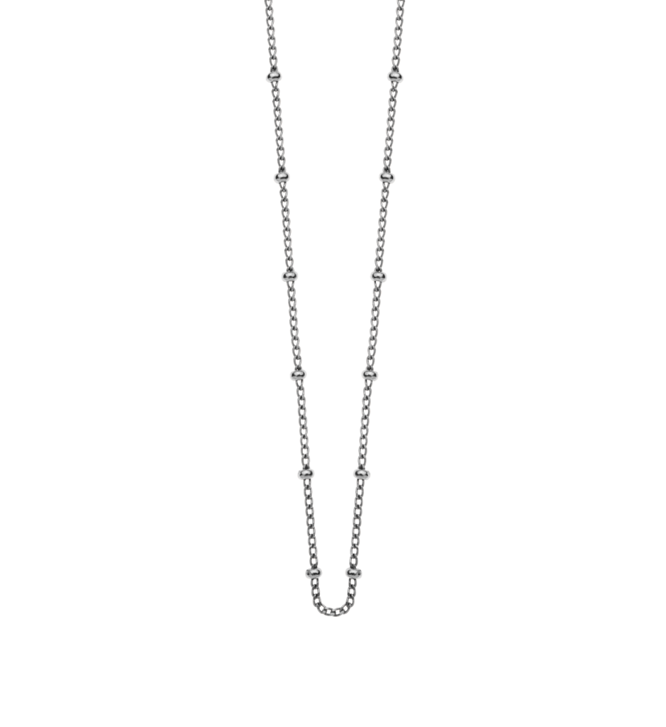 FINE BALL CHAIN - To Add Charms onto (Silver)