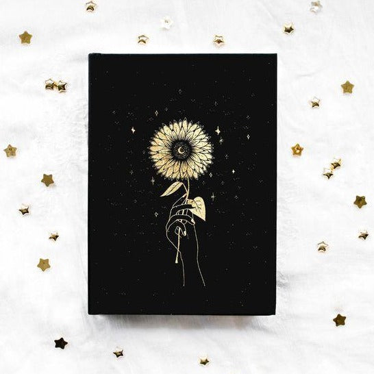 'Joy' Hardcover Journal by Dreamymoons