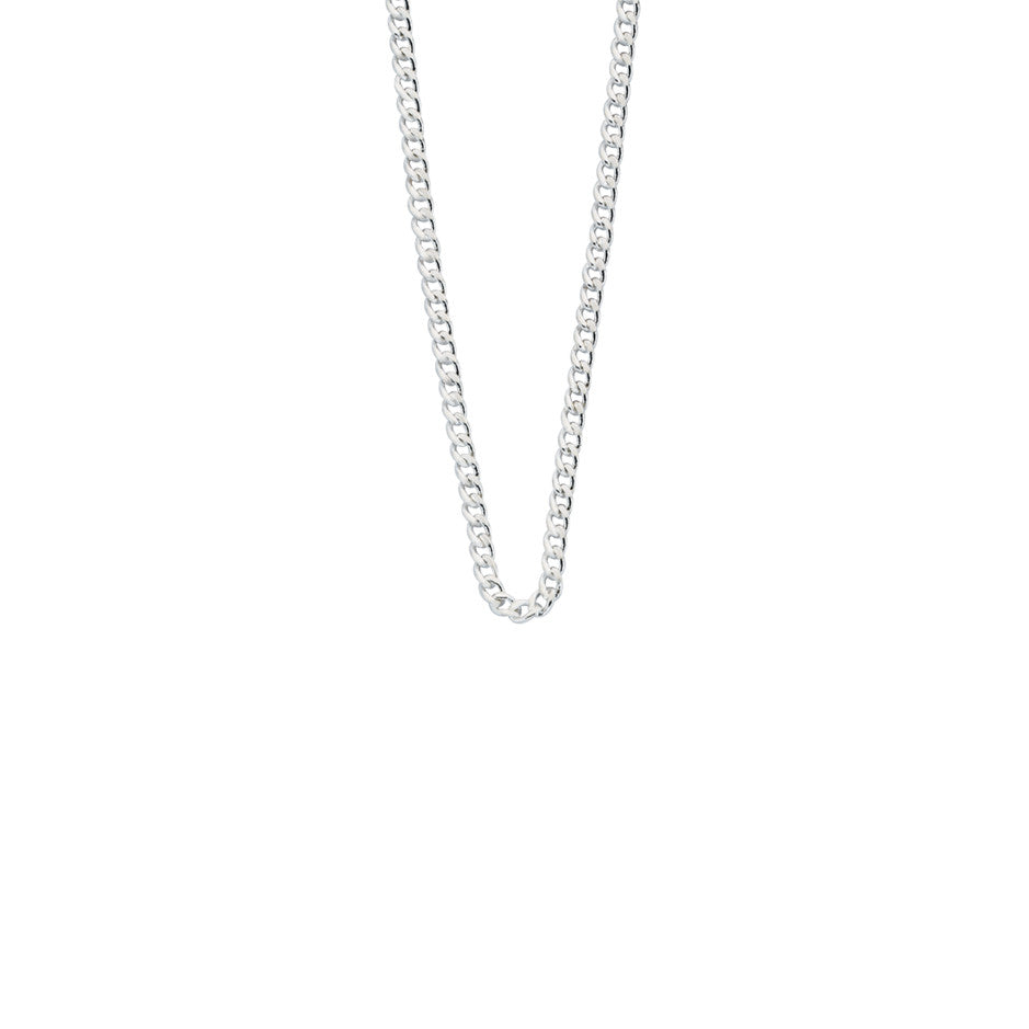 La Luna Rose Everyday Chain - Silver