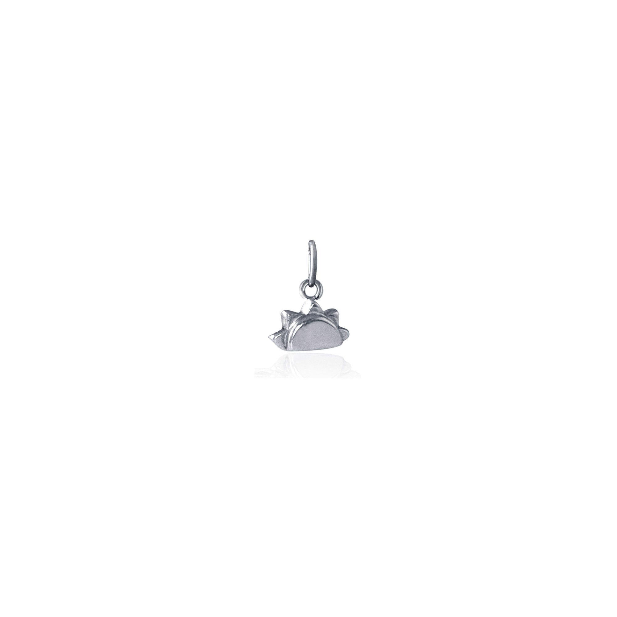 See you at Sunrise Charm (Silver)