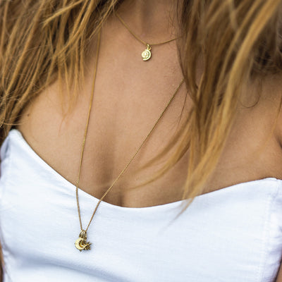 Everyday Chain - To Stack Charms onto - Gold