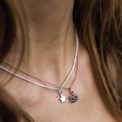 Star Charm - La Luna Rose Bon Voyage Collection
