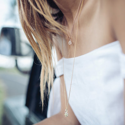 Charm Necklaces - La Luna Rose Jewellery Bon Voyage Collection