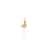You drive me Bananas Charm (Gold)