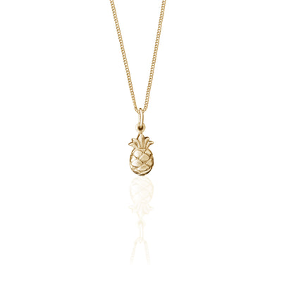 Luna & Rose - Pineapple Charm Gold