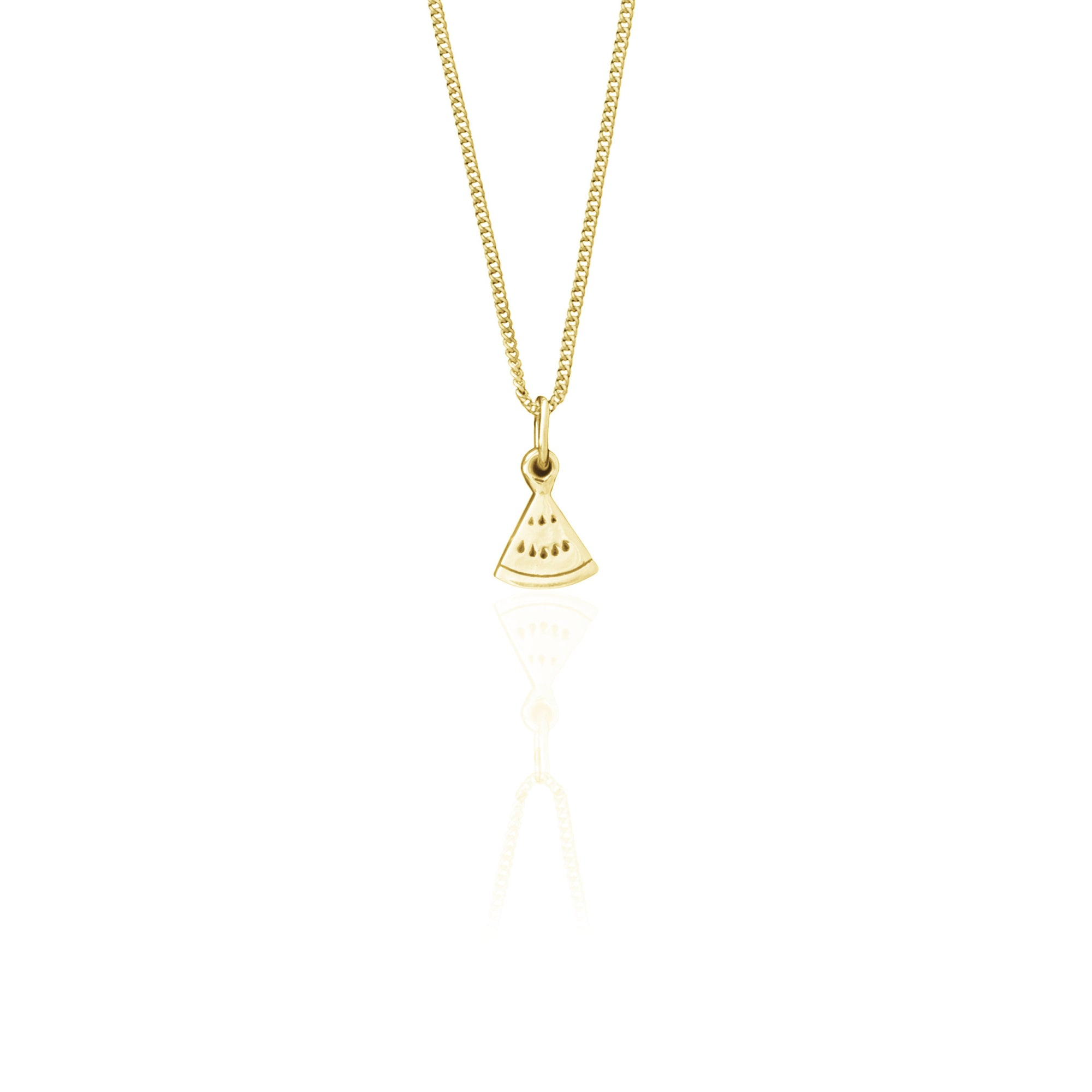 One in a Melon Necklace (Gold)