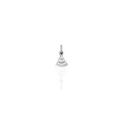 La Luna Rose Jewellery - One in a Melon Charm - Silver