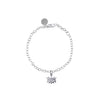 La Luna Roe Link Chain Bracelet - Eye Wish you Were here Chain