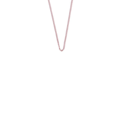 La Luna Rose - Simple Rose Gold Chain