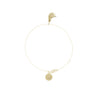 La Luna Rose Jewellery - You Drive me Bananas Charm - Gold