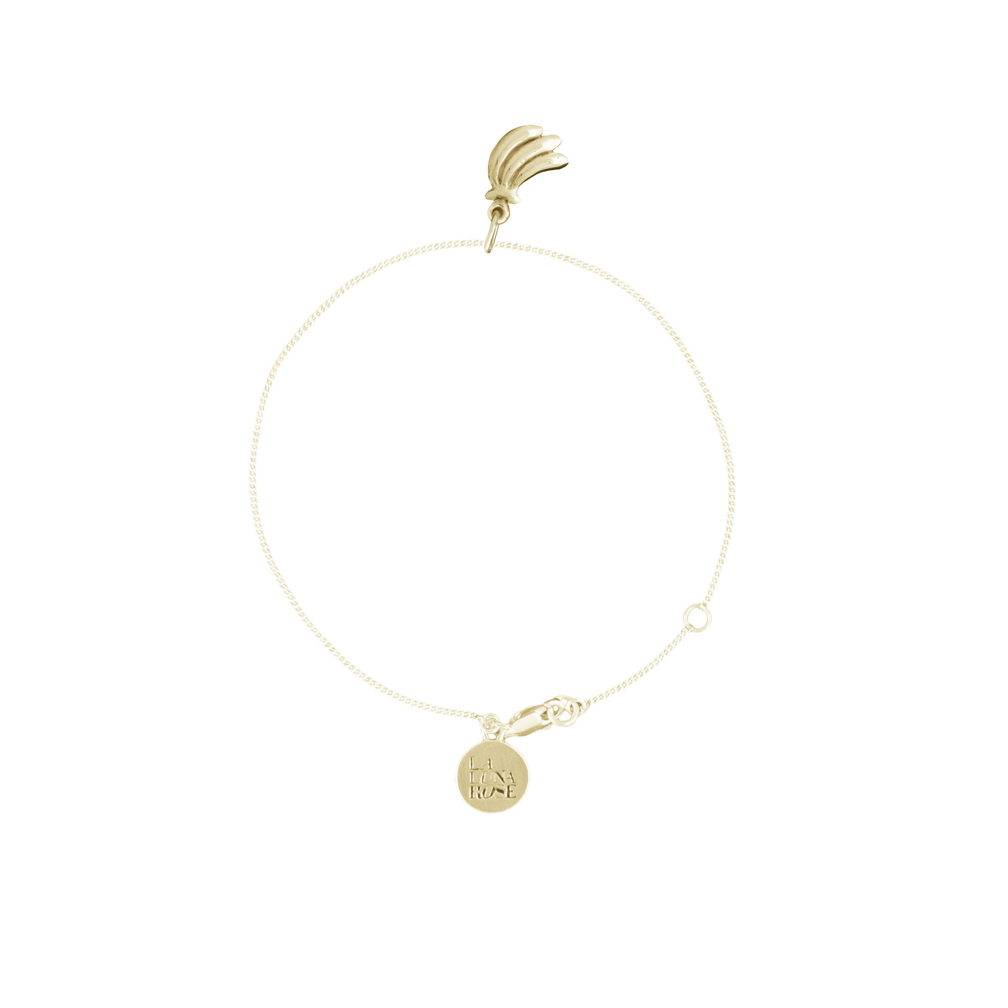 You drive me Bananas Bracelet (Gold)