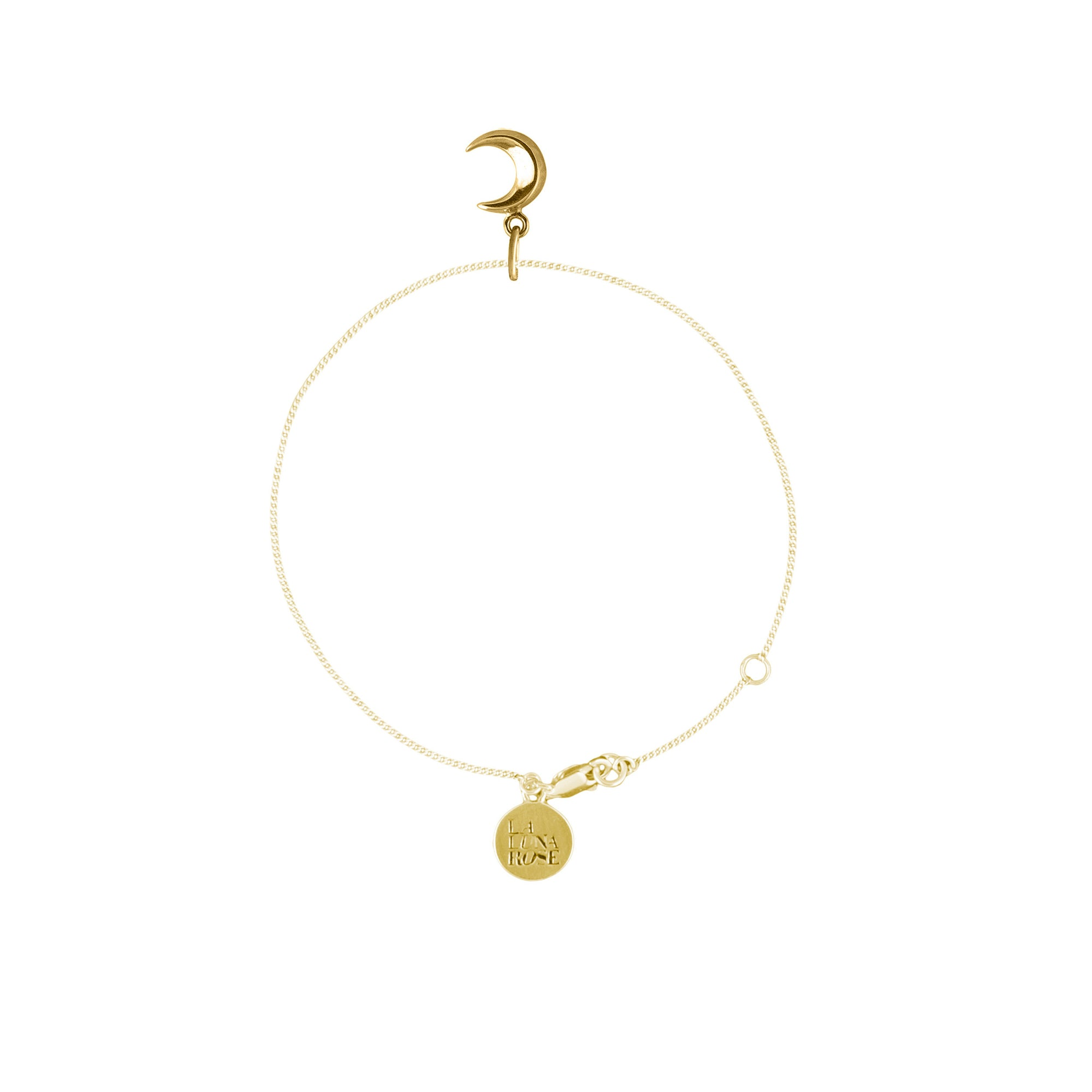 To the Moon and Back Bracelet (Gold)