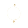 La Luna Rose Jewellery - Never Leaf Me Bracelet - Gold