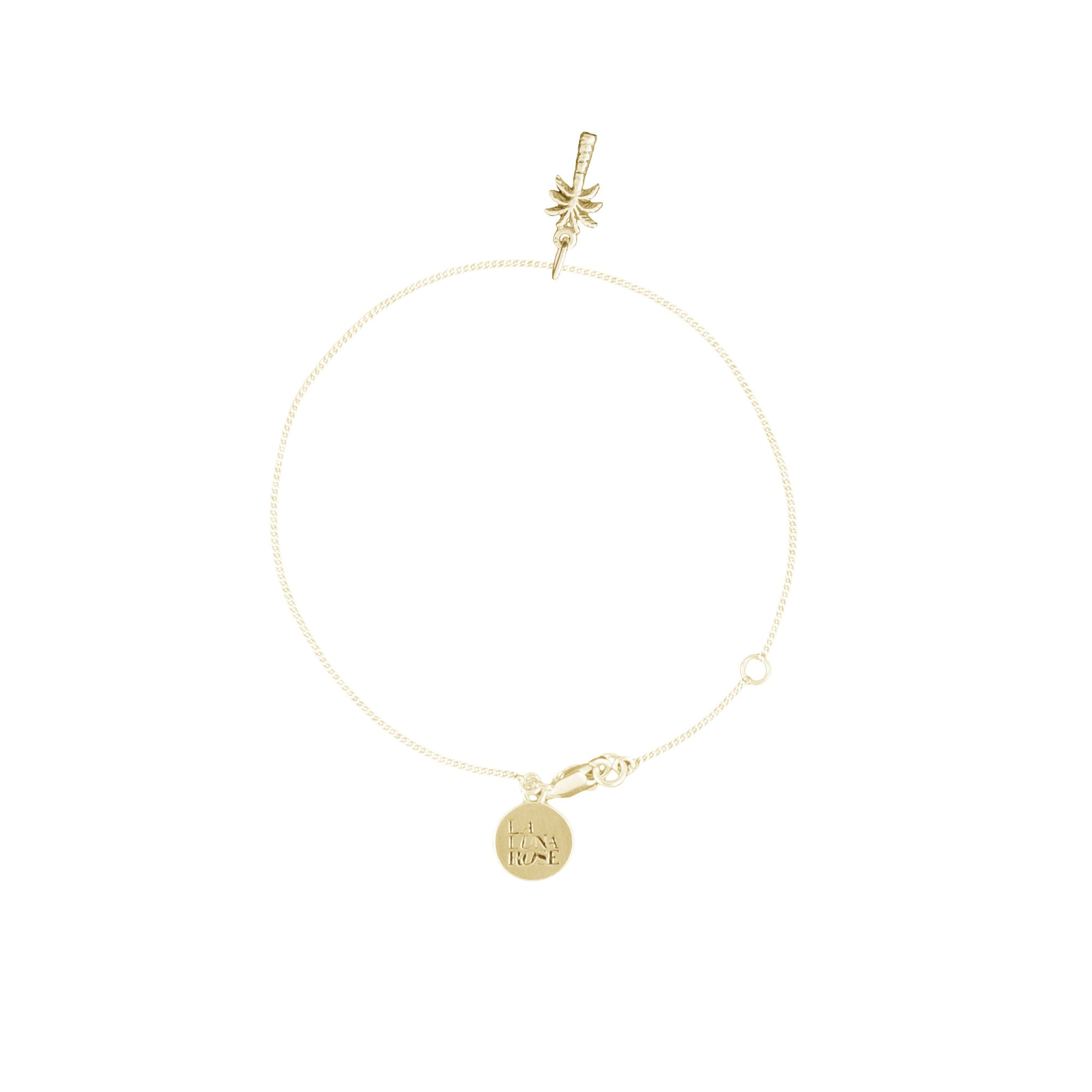 Palm Springs Bracelet (Gold)