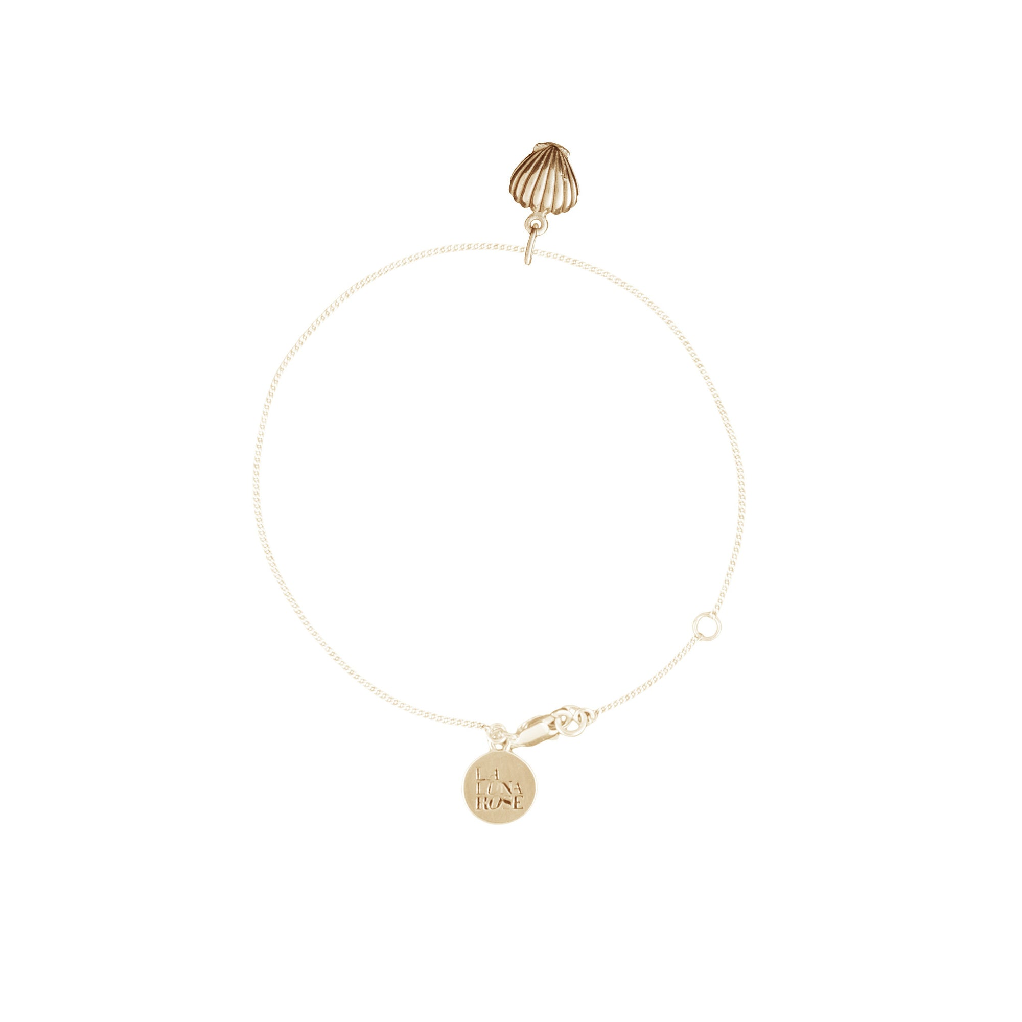 Shell We Dance? Bracelet (Gold)