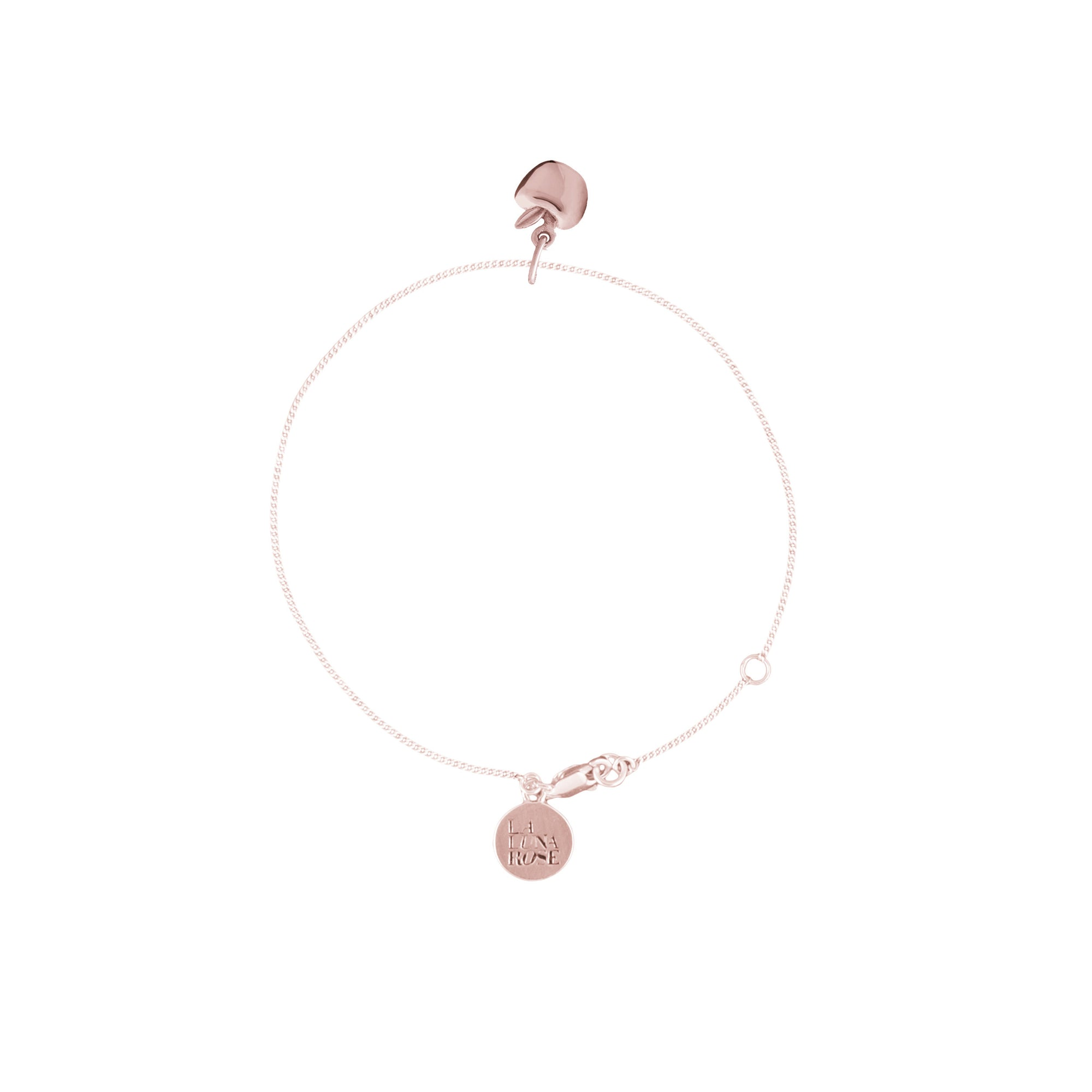 Apple of my Eye Bracelet (Rose Gold)