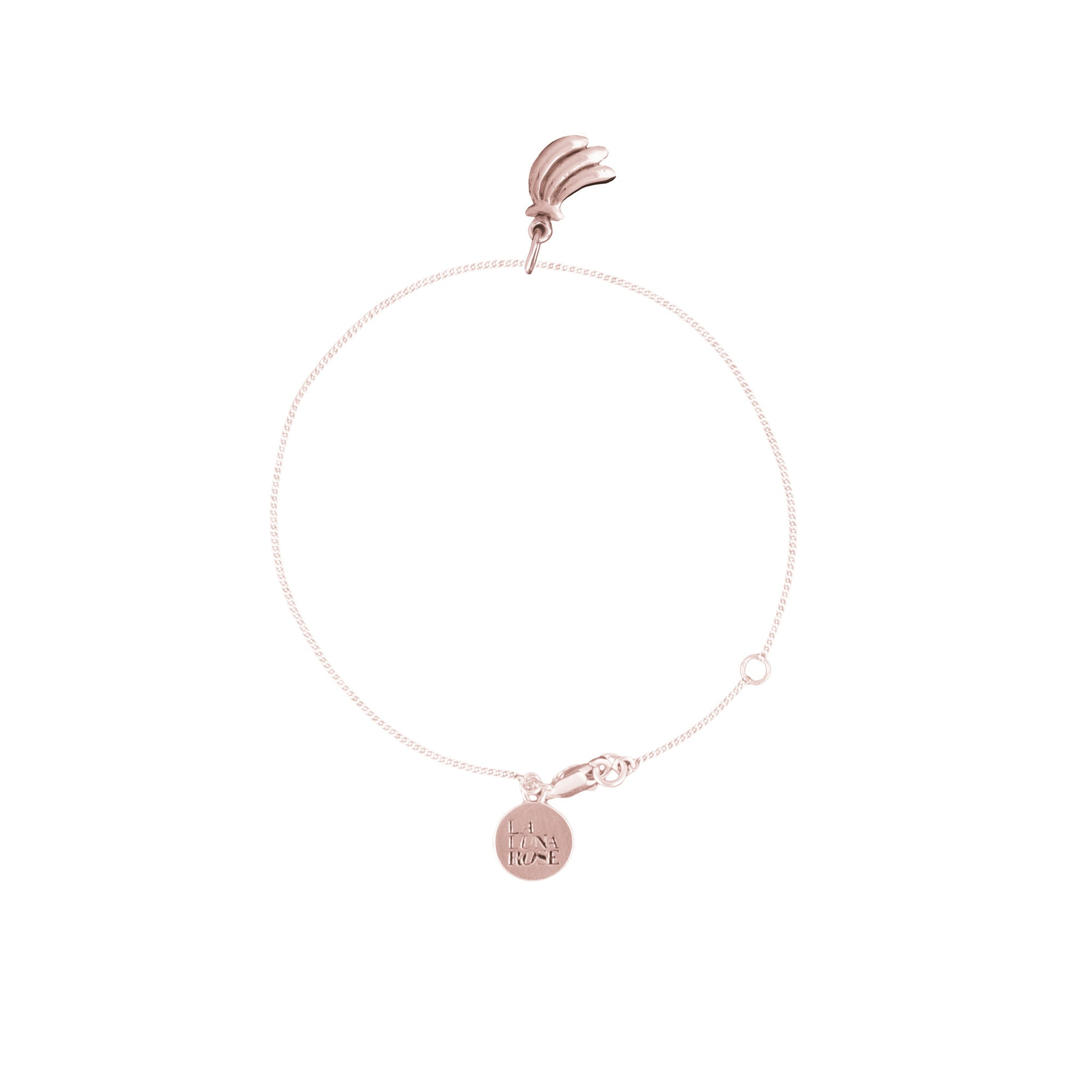 You drive me Bananas Bracelet (Rose Gold)