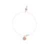 La Luna Rose Palm Tree Bracelet - Rose Gold