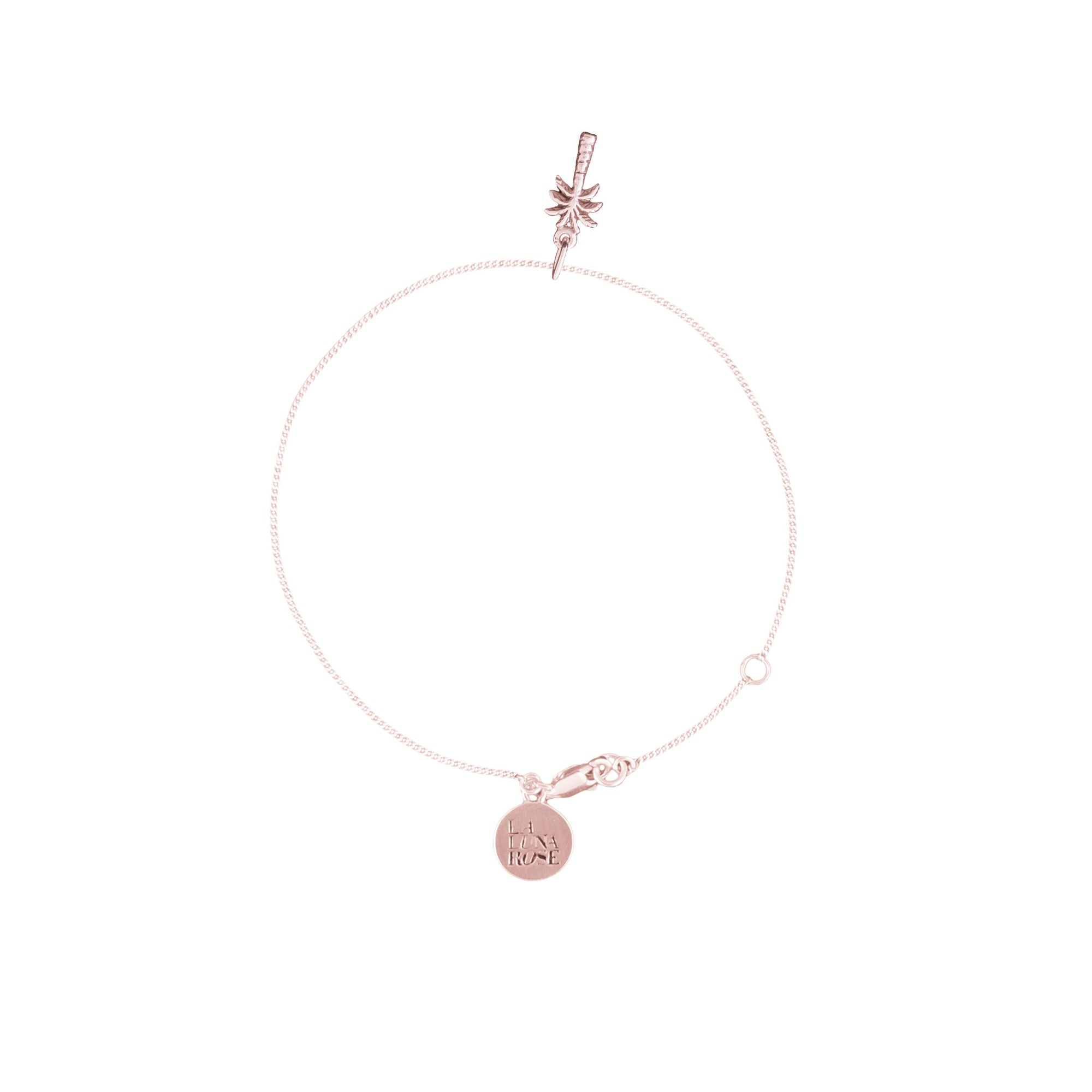 Palm Springs Bracelet (Rose Gold)