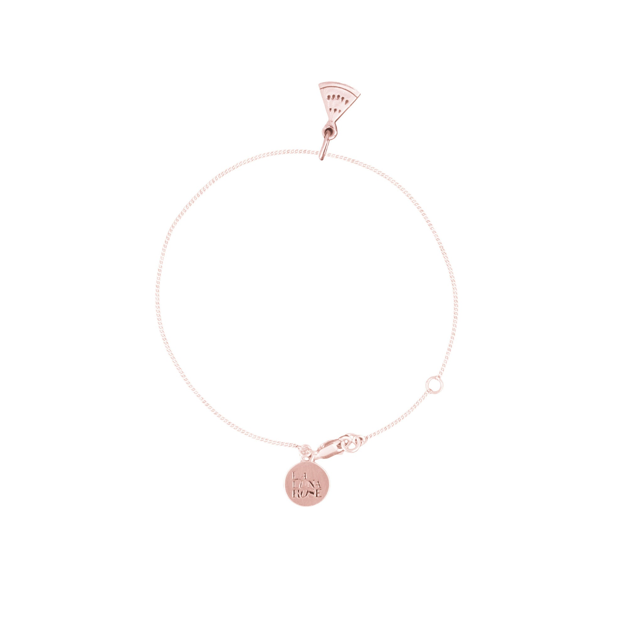 One in a Melon Bracelet (Rose Gold)