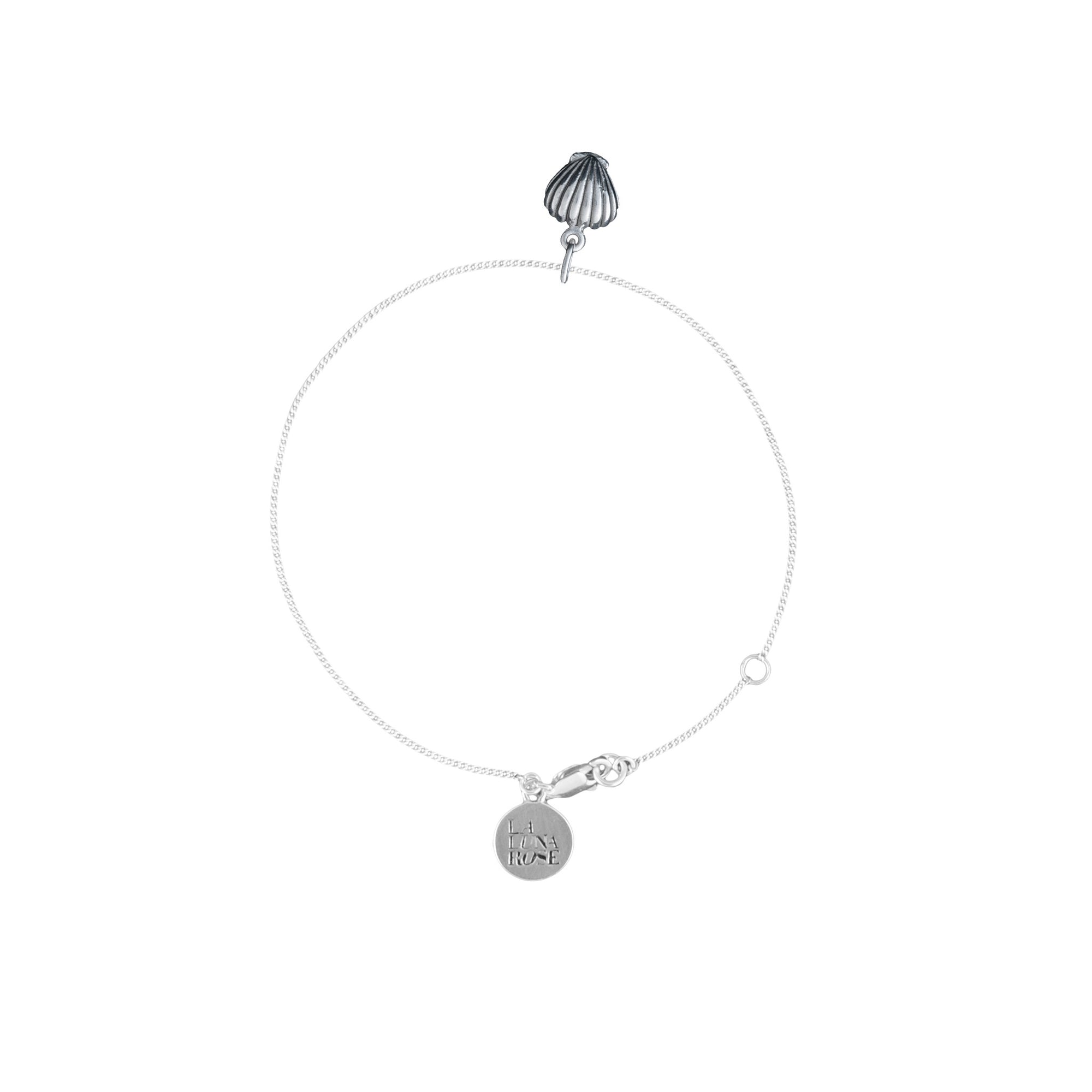 Shell We Dance? Bracelet (Silver)