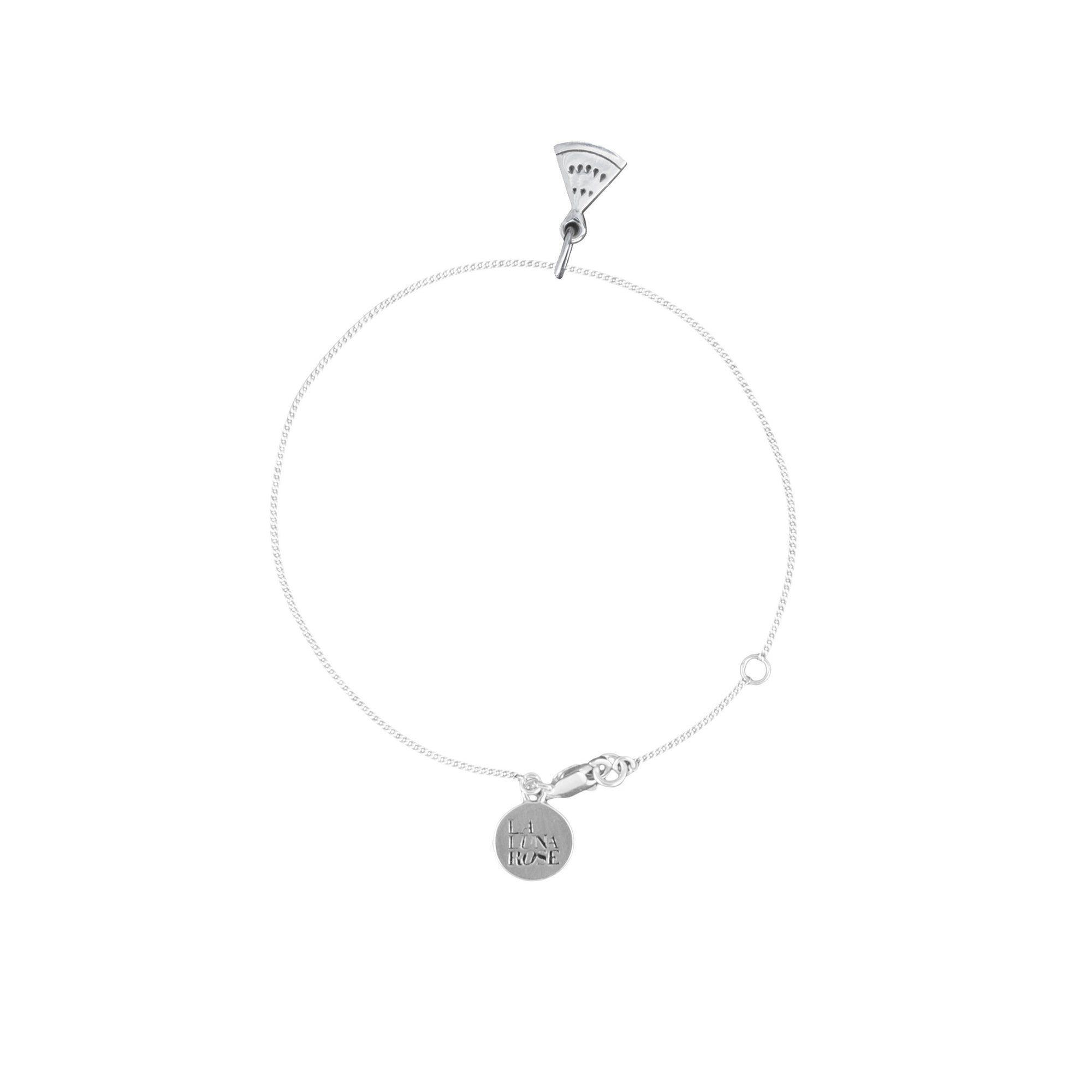 One in a Melon Bracelet (Silver)