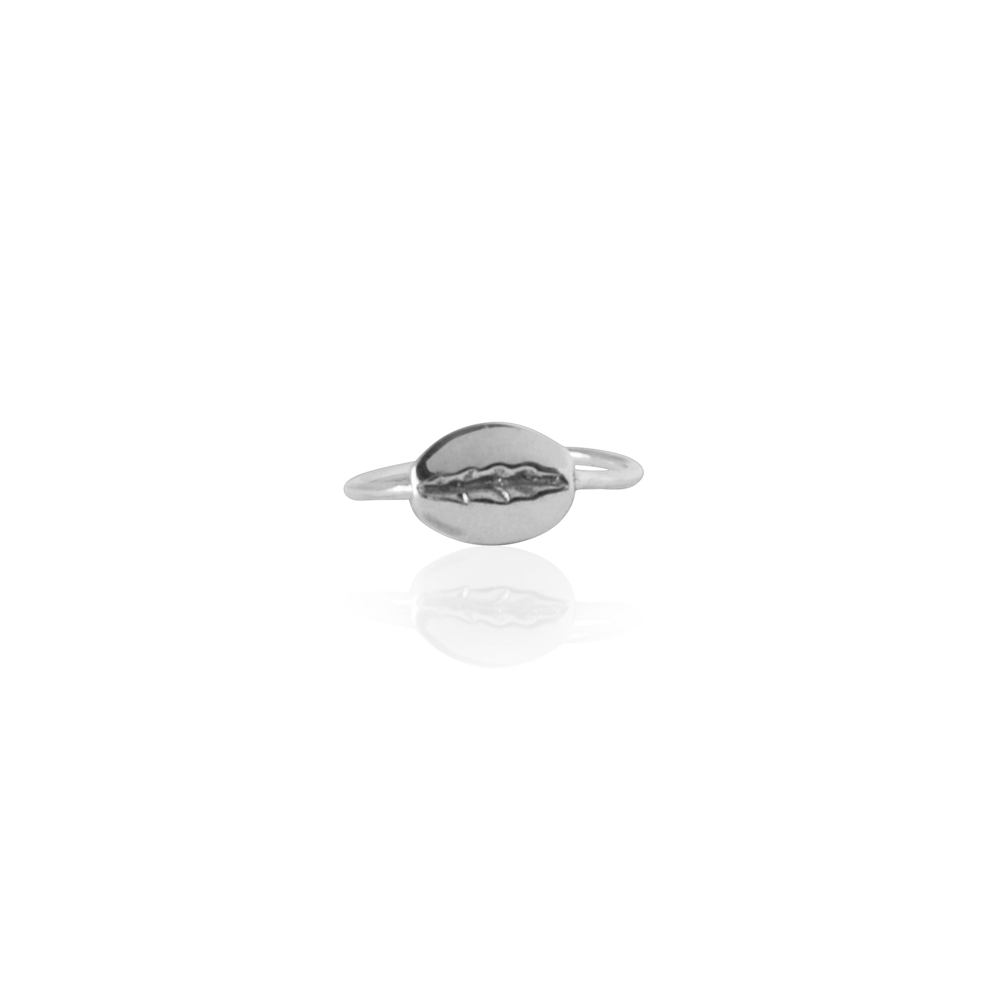 Coconut and Bliss x La Luna Rose Kintamani Ring - SILVER