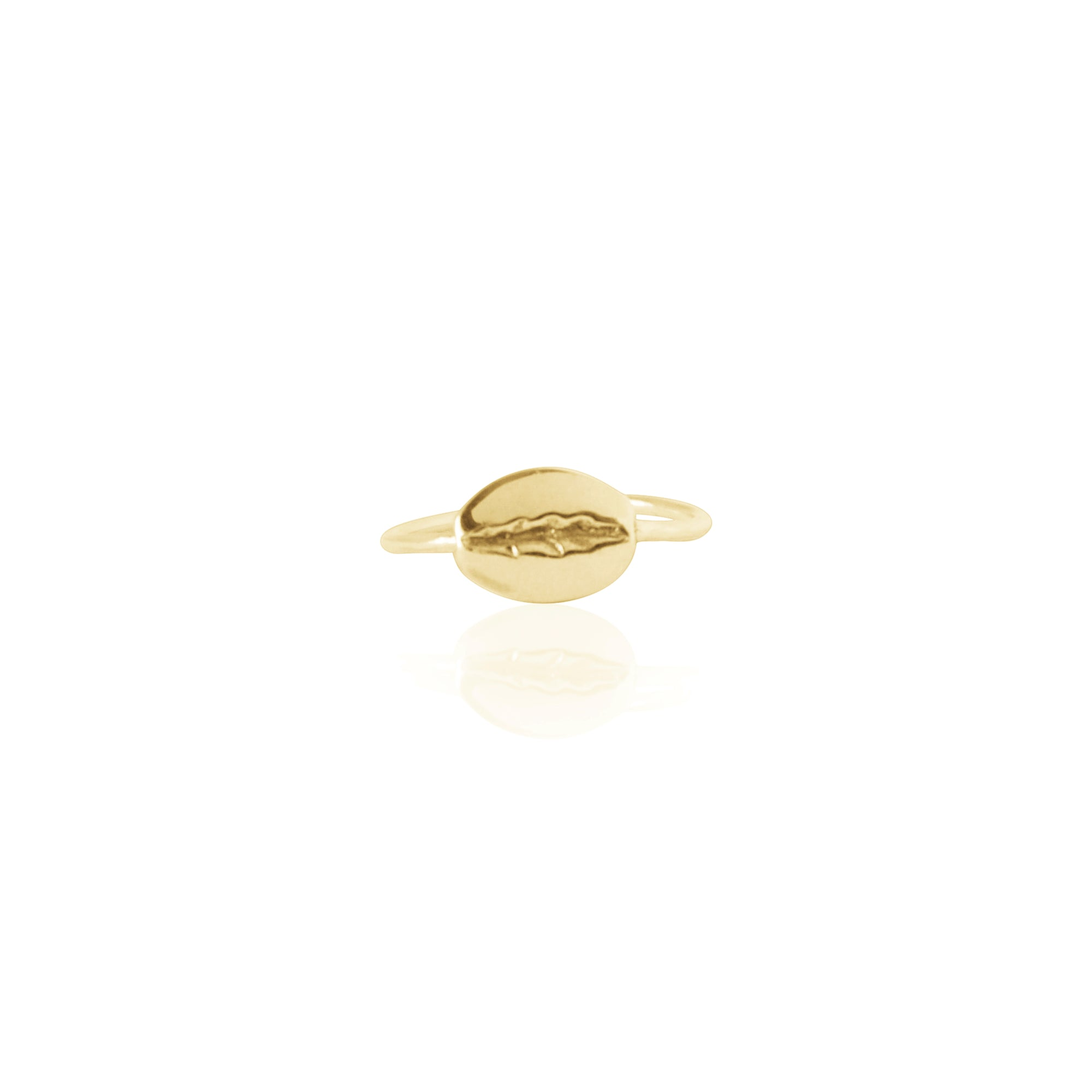 Coconut and Bliss x La Luna Rose Kintamani Ring - GOLD
