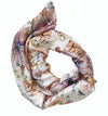 La Luna Rose x Goldfish Kiss Printed Scarf by Rebekah Steen