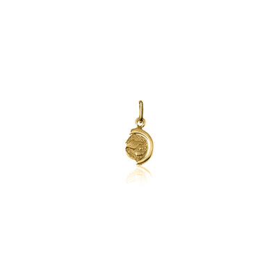 Spinning World Globe Charm for Bon Voyage Collection