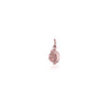 Globetrotter Charm - Rose Gold - Bon Voyage Collection