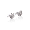 Eye Wish You Were here protective Eye Earring Studs - Silver