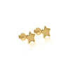 Star Stud Earrings Gold - Luna & Rose Bon Voyage Collection