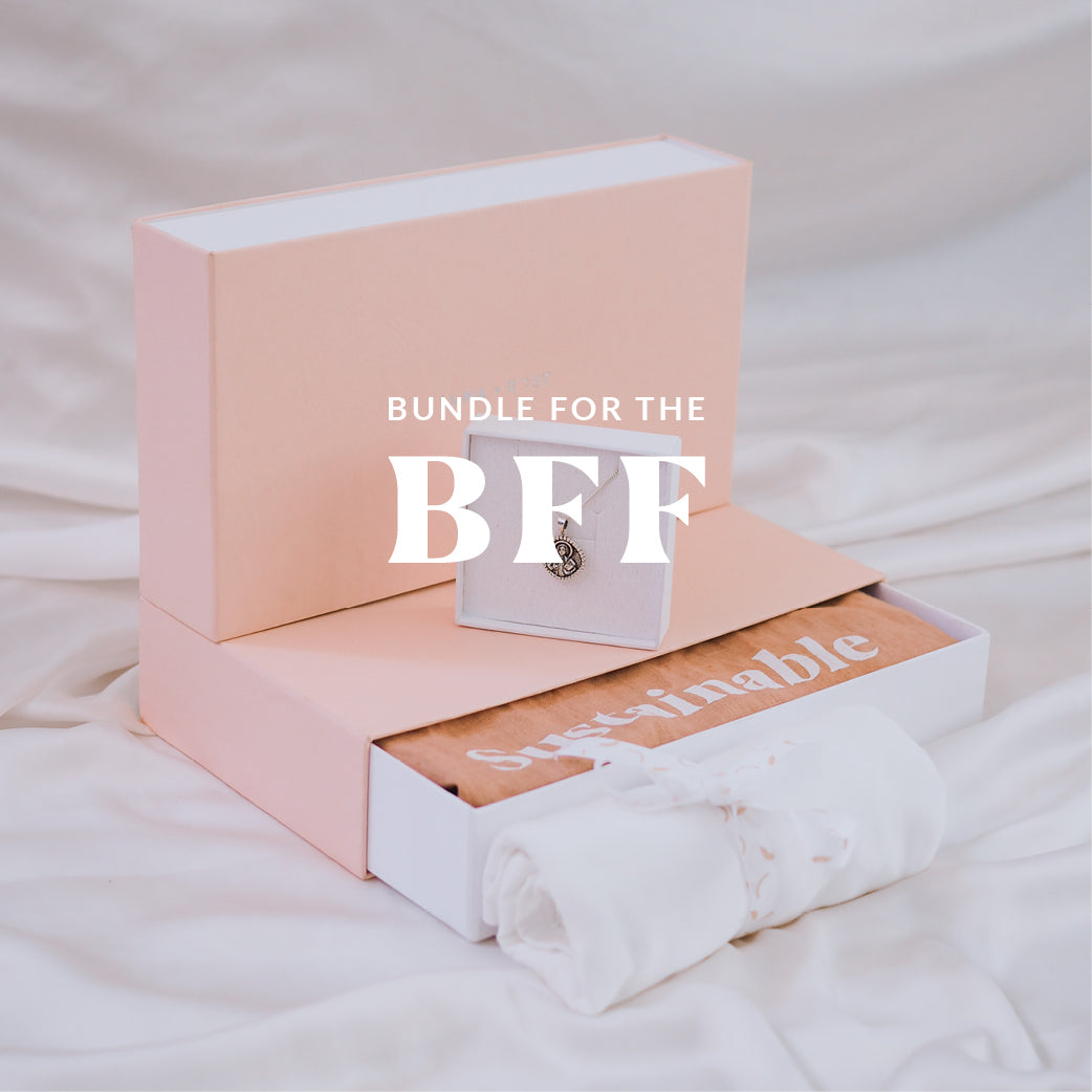 Gift Bundle for your Bff and Sisters - Silver