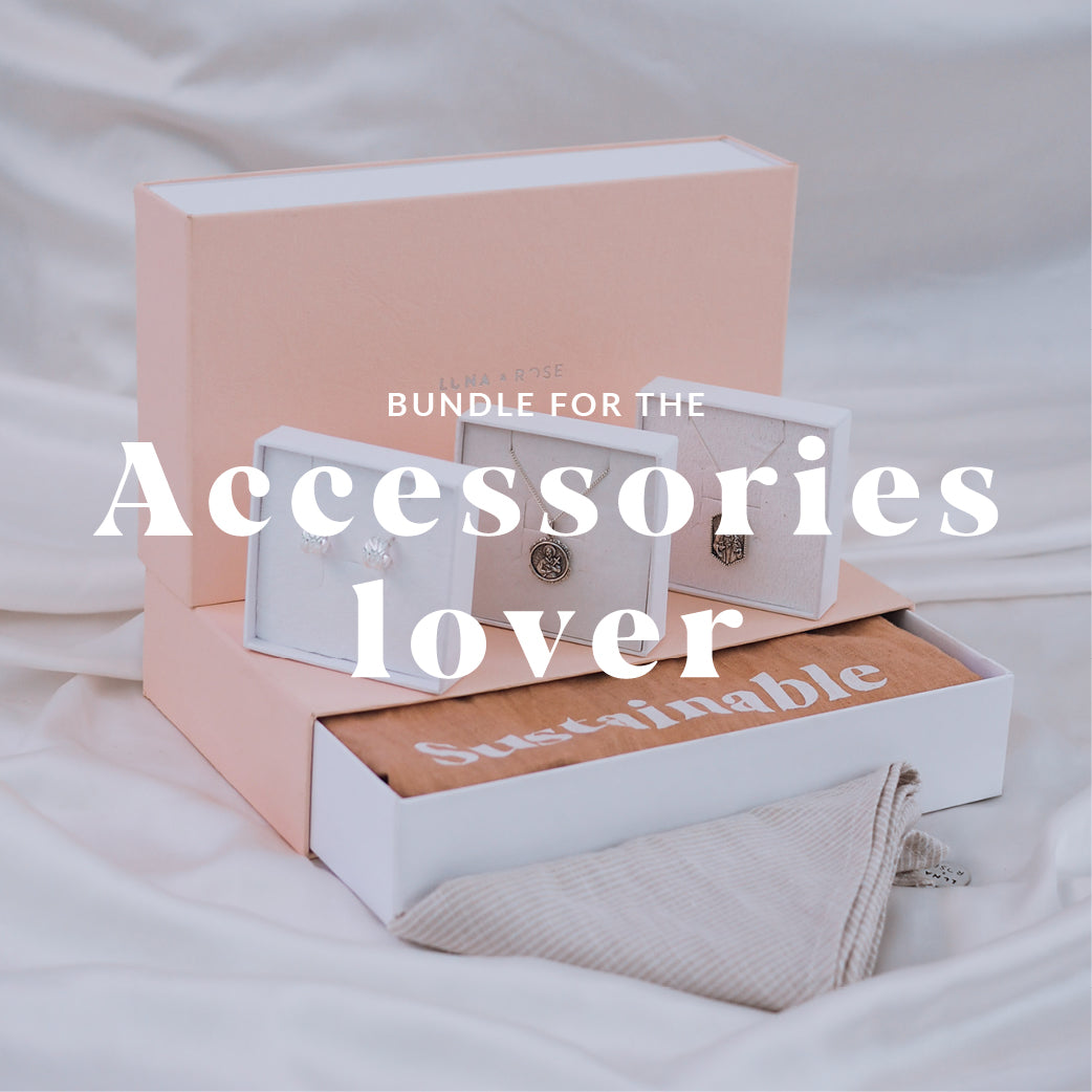 Accessories Lover Gift Bundle - Silver