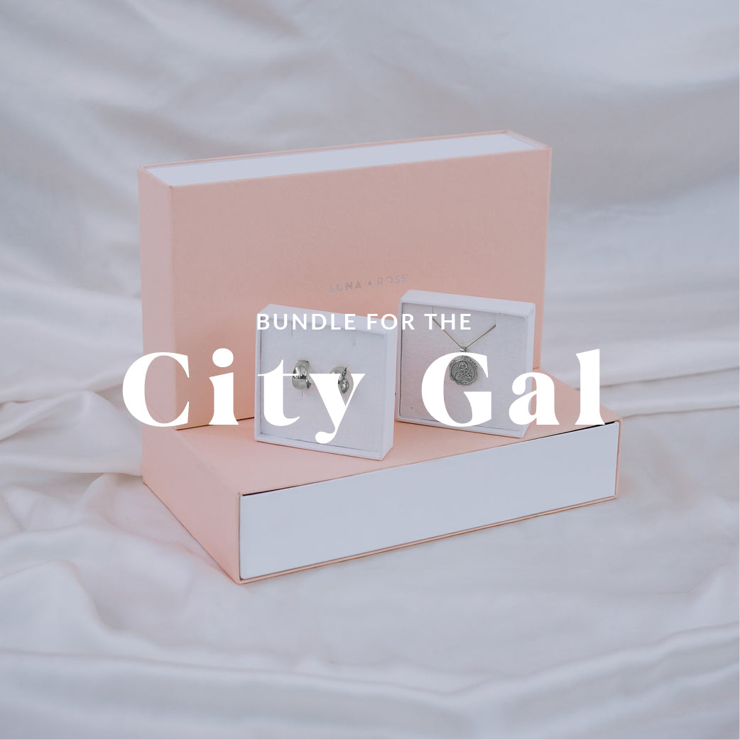 Gift Bundle for all the City Gal - Silver