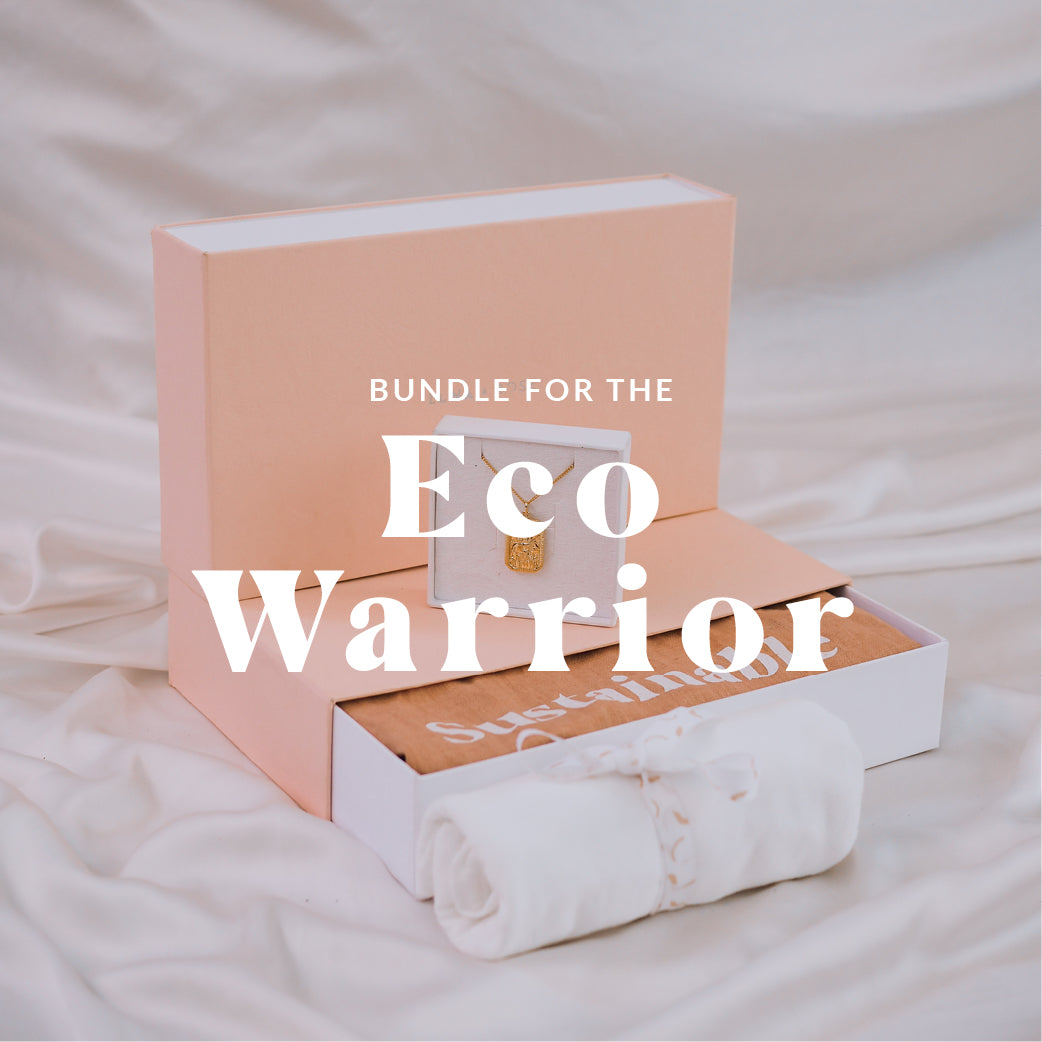 Eco Warrior + Sustainable Soul Gift Bundle - Gold