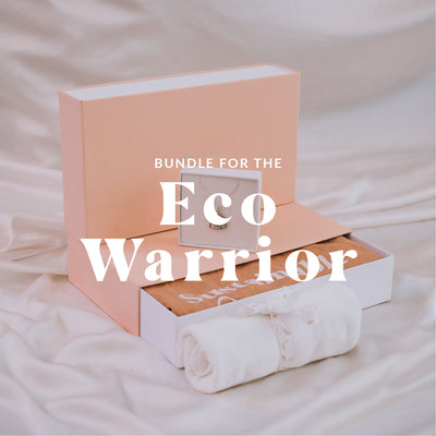 Eco Warrior + Sustainable Soul Gift Bundle - Silver