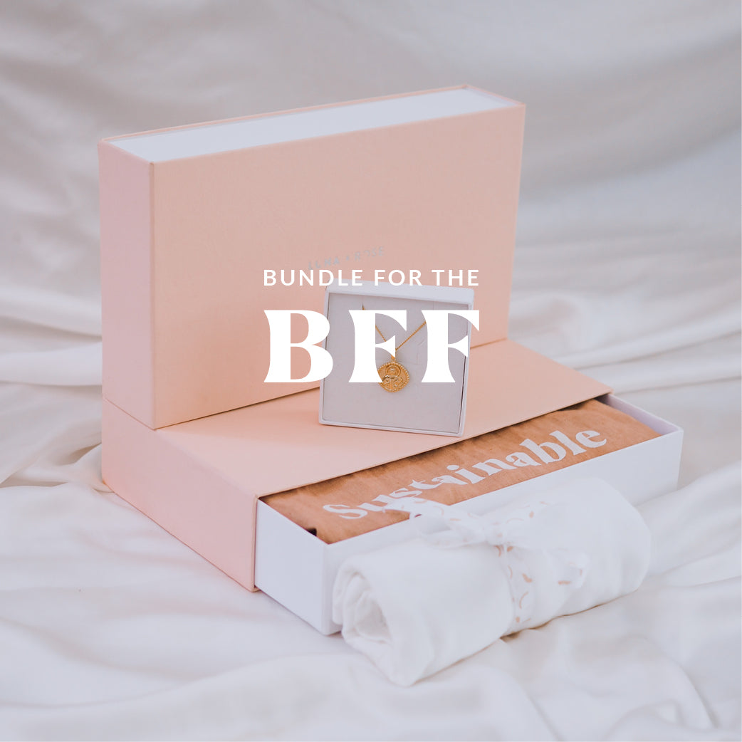 Gift Bundle for your Bff and Sisters - Gold