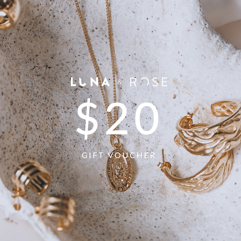 Luna & Rose Gift Card $20