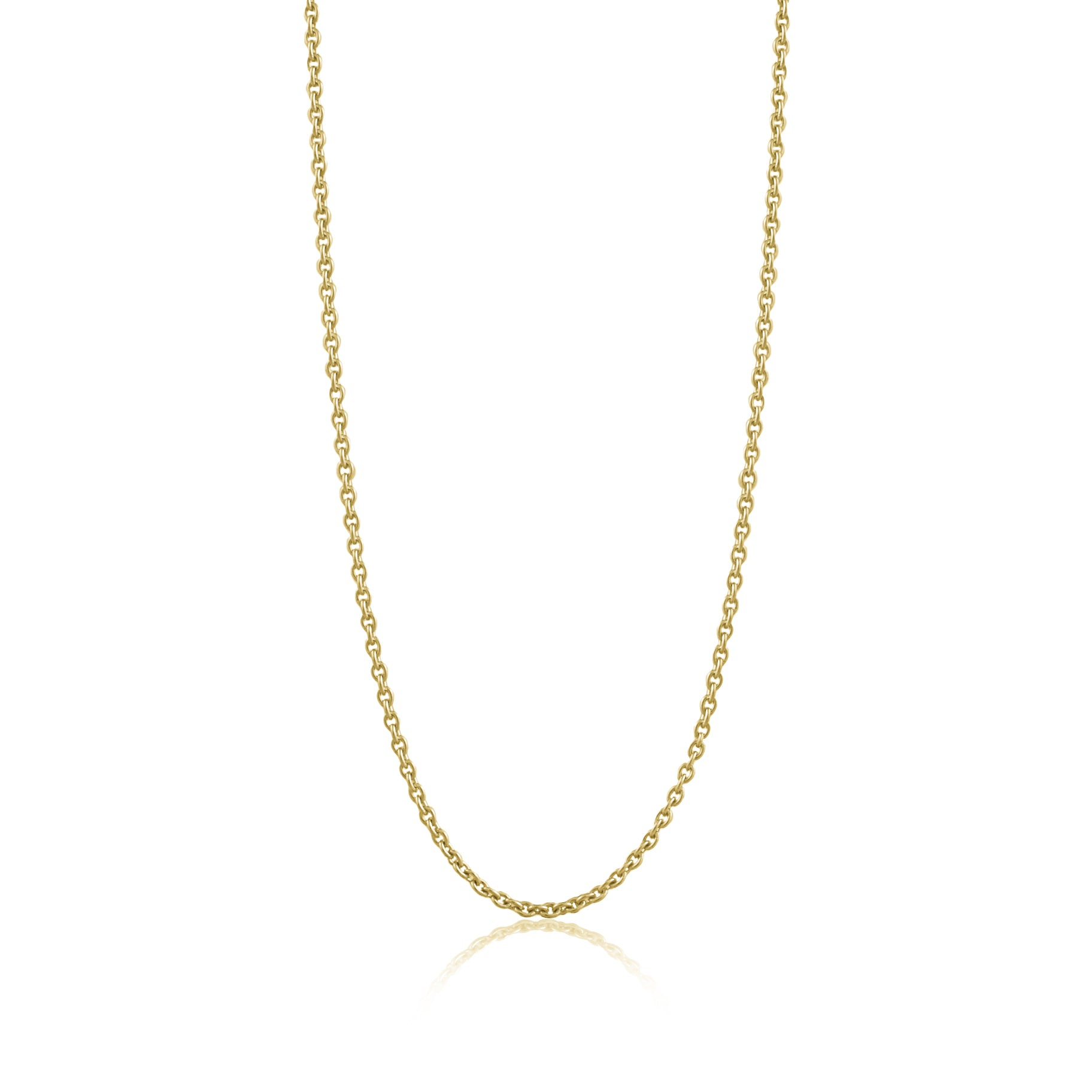 Luna & Rose Como Cable Chain - Gold